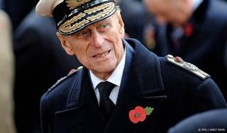 Begrafenis prins Philip zaterdag 17 april