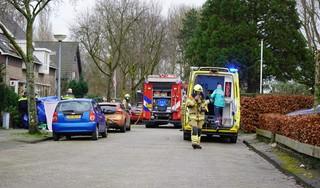 Persoon overleden bij woningbrand in Alkmaar