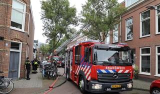 Persoon overleden bij woningbrand aan Romolenstraat in Haarlem [video]