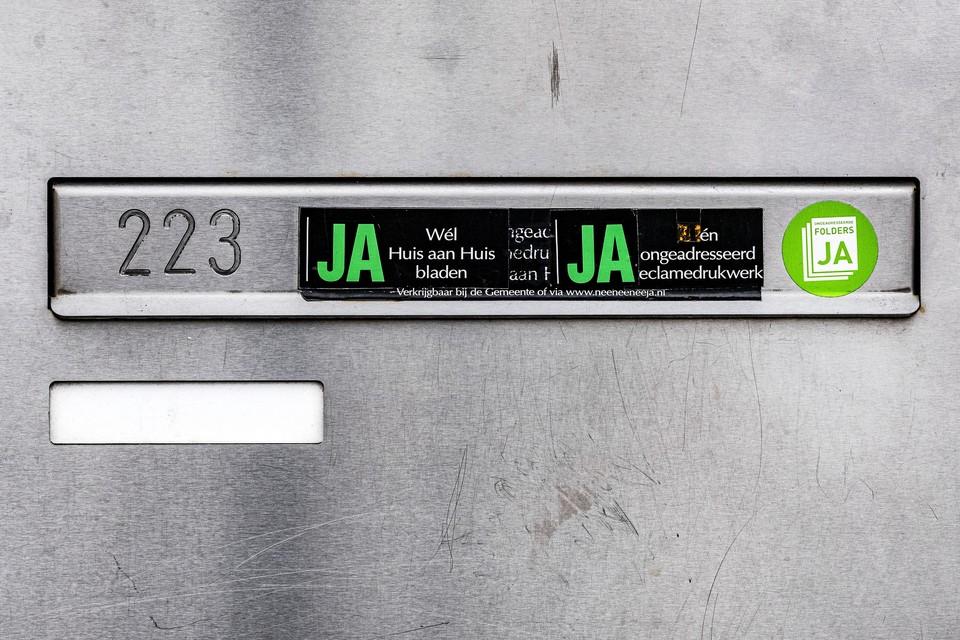 De derde vertraging op rij in Zaanstad: invoer ja-ja sticker naar 1 januari 2022 verplaatst