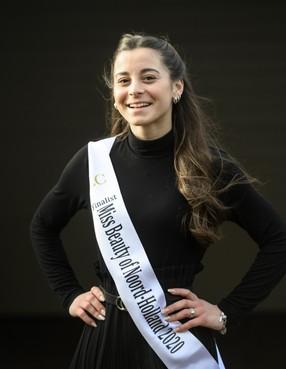 Finaliste Miss Beauty of Noord-Holland wil anderen inspireren