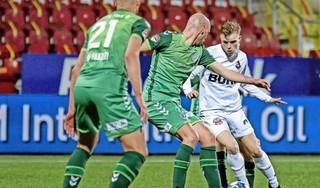 Cas Dijkstra beloont zijn opmars tegen De Graafschap met eerste doelpunt voor Telstar: 'Ultiem vreugdemoment'