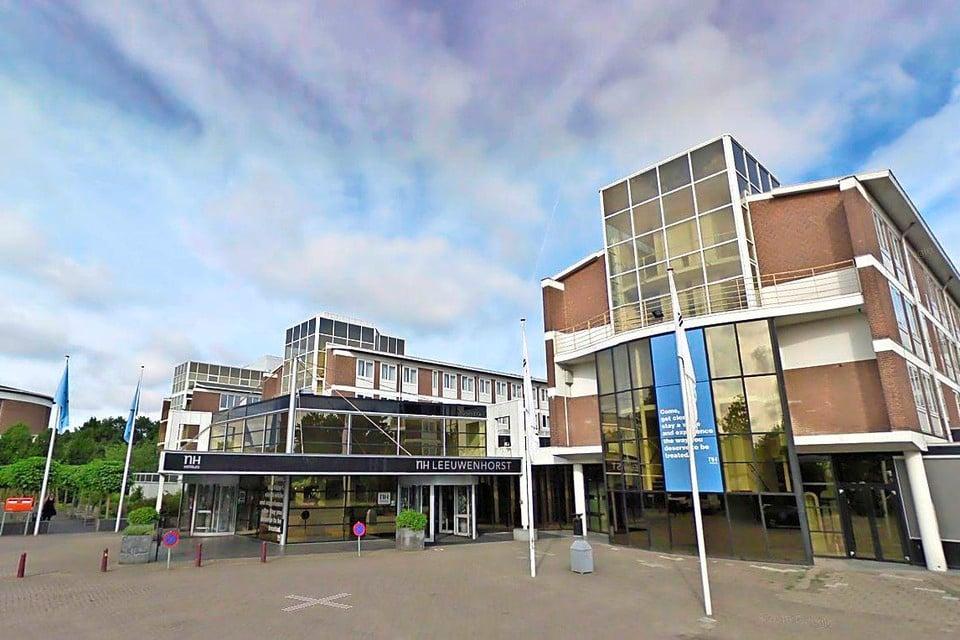 NH Hotel Leeuwenhorst aan de Langelaan in Noordwijkerhout wordt coronapriklocatie voor de Duin- en Bollenstreek.