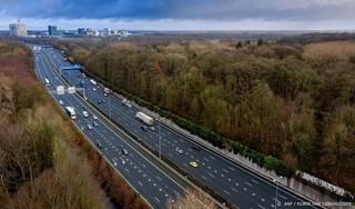 Rijkswaterstaat: snelwegen zijn leeg