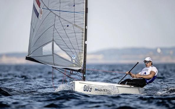 Zeiler Heiner uit Enkhuizen zet grote stap richting Olympische Spelen