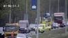 'Pechgeval' verliest al zijn olie op de A7, gladde weg gedeeltelijk afgesloten