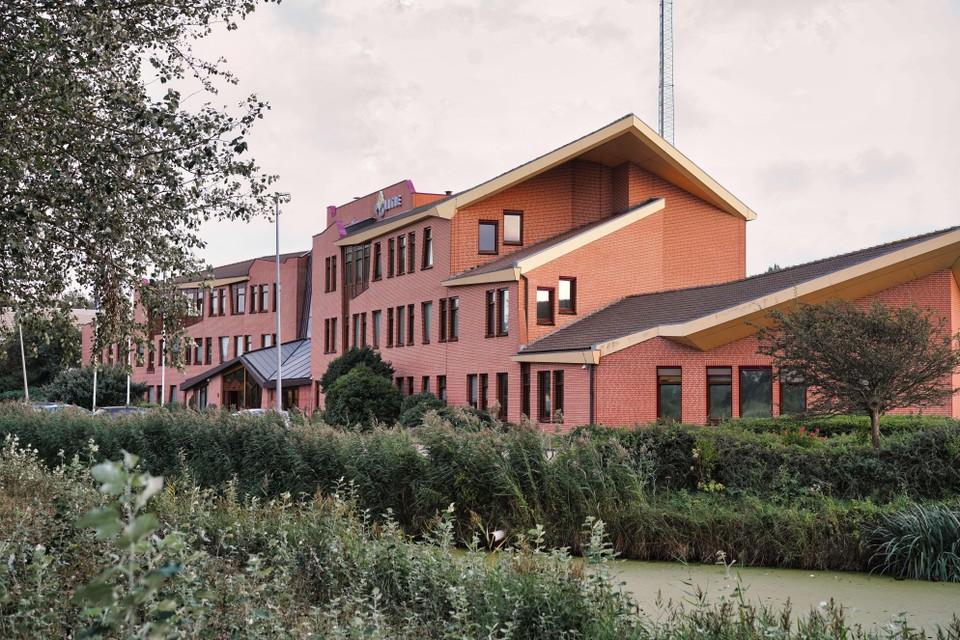 Het politiebureau in Den Helder.
