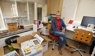 Van leraar wiskunde in Huizen naar dominee in Warmenhuizen: het contrast kan haast niet groter, maar André Wingelaar (57) gaat de uitdaging aan