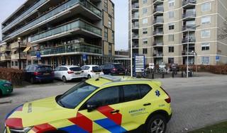 Hulpdiensten rukken uit voor gaslek in Zaandam