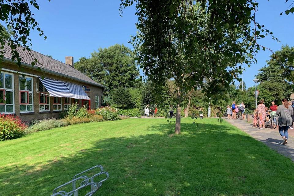 De huidige Prinses Margrietschool in Julianadorp. Er is ruim 4,5 miljoen euro begroot voor nieuwbouw.