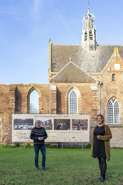 Koorvereniging Bergen viert eeuwfeest met Hohe Messe van Bach