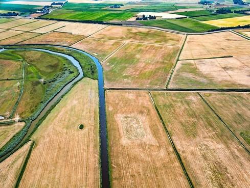 Groot zoetwaterproject op Texel: wateropslag onder tweehonderd hectare landbouwgrond
