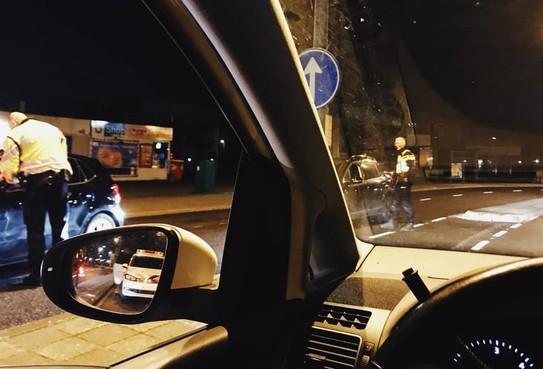 Politie Hoorn heeft handen vol aan achtervolging, Kersenboogerd en agressieve cafébezoeker