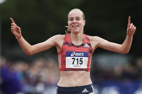Atlete Jip Vastenburg vertrekt naar Engeland