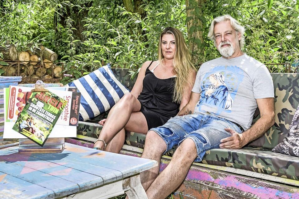 Rob van Zweeden runt met zijn dochter het bedrijf.