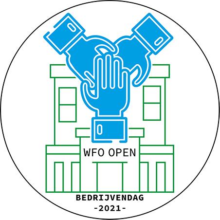 Het logo van de Bedrijvendag.