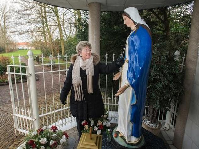 Dan zeg ik tegen die kinderen: God ziet alles' - Noordhollandsdagblad