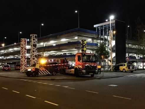 Hulpdiensten waren op Schiphol op ergste voorbereid