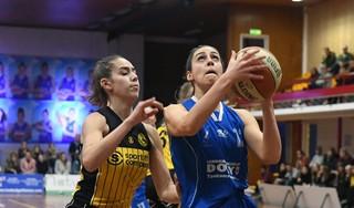 Basketbalster Britt Zappeij van Den Helder naar Haarlem: 'Ik wilde nieuwe uitdaging'