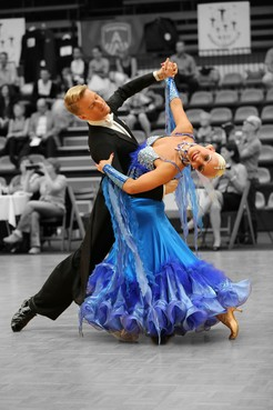 Kurt Findhammer en Elianne Verbiest brengen de naam terug naar de dansschool