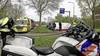 Fietsster gereanimeerd na ernstig ongeluk in Velsen-Noord, Wenckebachstraat richting N197 afgesloten