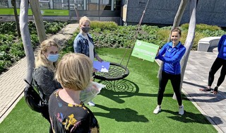 Sportief gebaar aan Dijklander-medewerkers raakt gevoelige snaar: 'Aandacht voor jullie werk neemt af, terwijl druk onverminderd hoog is' [video]