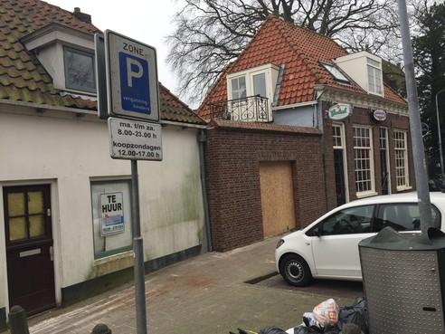 Bonnen en verwarring over parkeren op Kerkplein Hoorn
