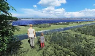 Uitstootbesparing van 1.200 auto's in Midwoud en Oostwoud: 'Er is ook rekening gehouden met het West-Friese landschap'