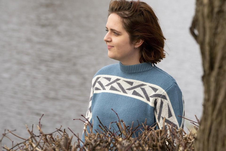 Rashel van der Schaaf reist binnenkort af naar de Donau voor haar film 'Ich bin der Fluß'.