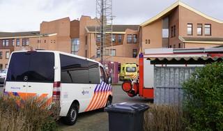 Gevaarlijke stoffen aangetroffen bij politiebureau Den Helder