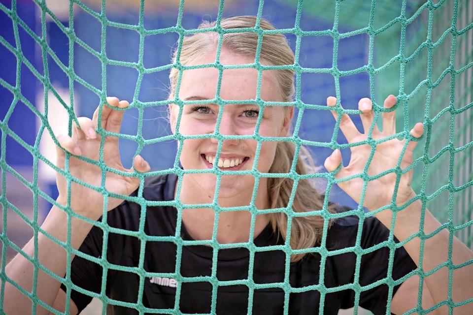 Eline Wit doorliep de hele jeugdopleiding van Westfriesland SEW en keert na een absentie van drie jaar terug bij de club uit haar woonplaats Nibbixwoud.