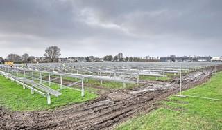 De zonnepanelen komen in de gemeente Bergen, maar inwoners van het zuidelijke puntje van Schagen mogen ook meepraten