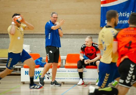 Handballers Volendam blijven puntloos