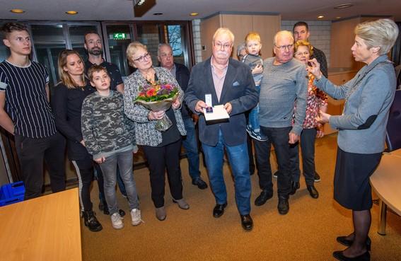 Postuum Mobilisatie-Oorlogskruis voor Klaas Leek uit Edam. 'Mooi dat hij na al die jaren alsnog erkenning krijgt'