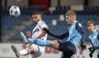 Nieuwe club voor Redouan el Yaakoubi, Telstar-verdediger vertrekt in de zomer naar Excelsior