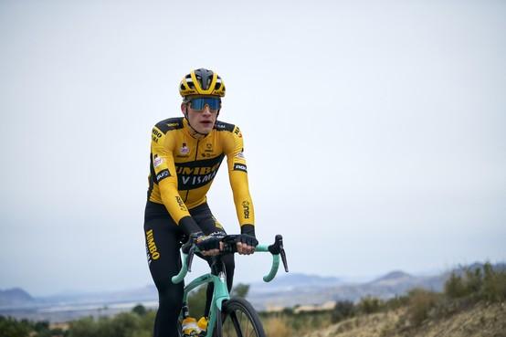 Owen Geleijn geniet bij opleidingsploeg van Team Jumbo Visma: 'Toen zat ik ineens aan tafel met Dumoulin en Roglic'
