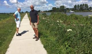 'Krommenieër Woudpolder verveelt nooit'; wandelaar Gé Betjes stuurt zijn favoriete route in; 'Ze noemden mij de polderfreak'