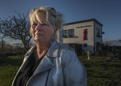 Lydia de Loos kijkt na de aanslag op haar leven altijd achterom: 'Zij heeft drie jaar en ik heb levenslang gekregen'