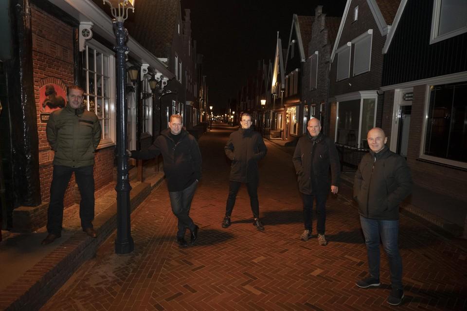 pieten Volendam