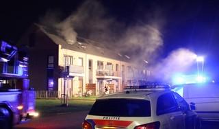 Wasdroger vat vlam in huis Purmerend, drie gezinsleden naar het ziekenhuis