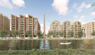 Er zit beweging in het Alkmaarse woningbouwcomplex Jaagpad-Oost, maar het echte werk start pas in de eerste helft van 2021