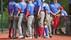 Honkballers Pioniers willen niet spelen in Amsterdam uit angst voor corona, maar na dreigement van de bond reizen ze toch af. 'Ze zijn over hun angst heen gestapt om de club te beschermen'