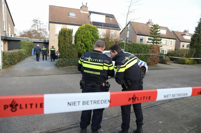 Overval op woning in Naarden, twee daders gepakt