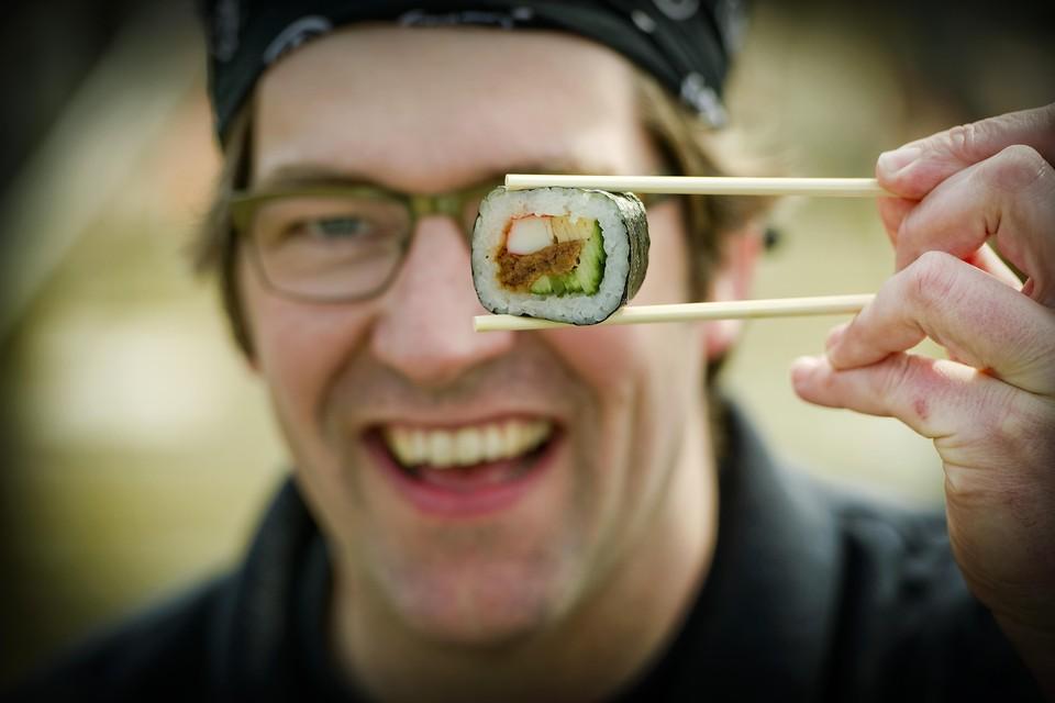 Marinus Noordenbos is bang het afglijden van restaurants naar gaarkeukens.