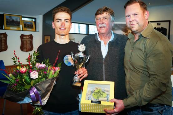 Afwezige Serena Stel compleet verrast met winst sportvrouw van Castricum