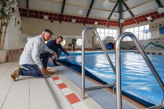 'Upgrade van zwembad op bungalowpark Zuiderzee in Medemblik is een heel goed alternatief voor nieuwbouw van De Zeehoek'