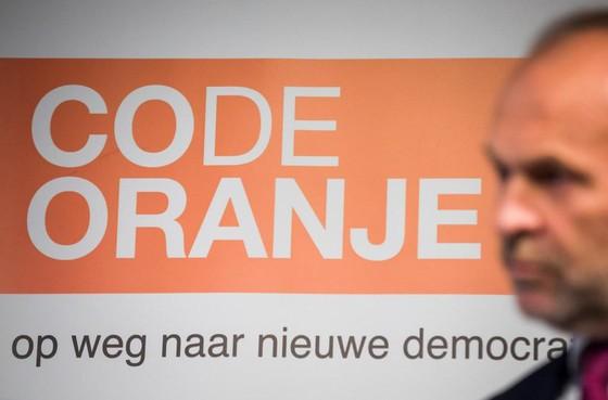 Bergense voert lijst Code Oranje aan