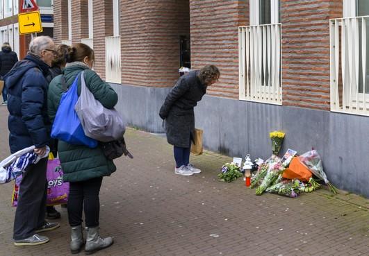 Monumentje in Haarlem voor doodgeschoten Beverwijker, eigenaar van snackbar in Wijk aan Zee: 'Je stapt zo in een politieserie'