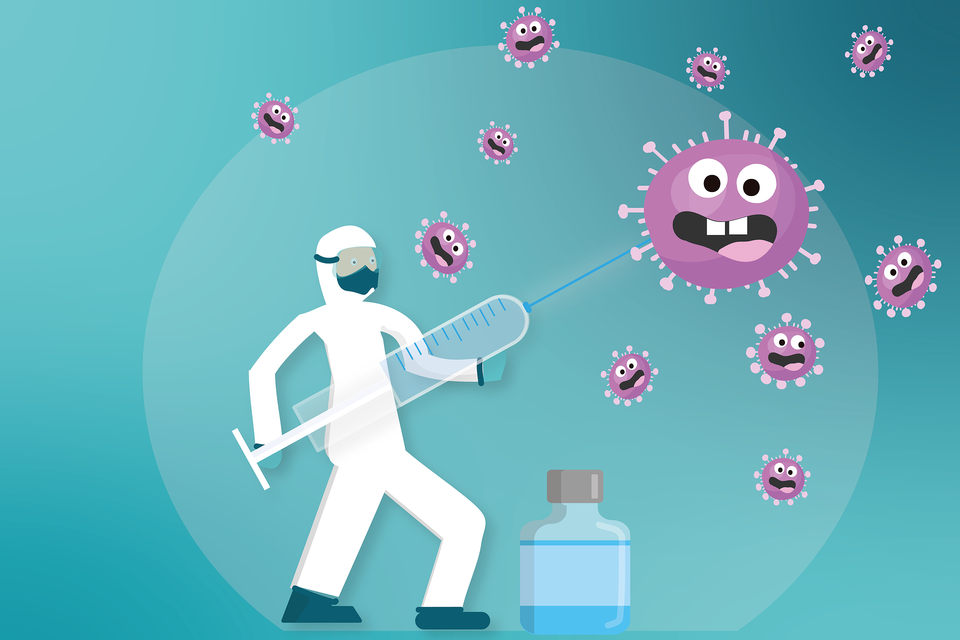 84 procent van de nieuwe besmettingen betreft ongevaccineerden, terwijl ze maar 33 procent van bevolking uitmaken.