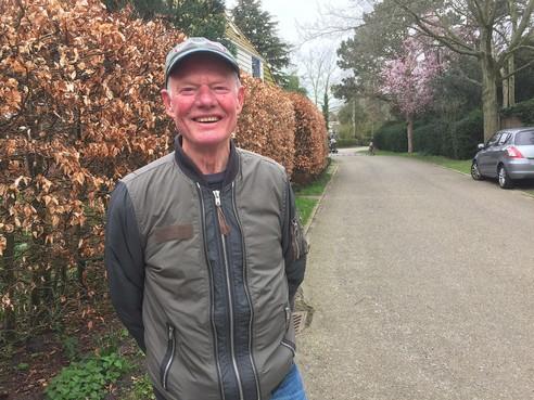 Onderweg: Ron is geboren, getogen en nooit meer weg gegaan uit Bergen. Sterven wil hij er ook.